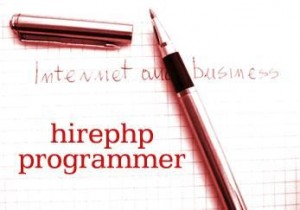Top Advantages Of Hiring A Dedicated PHP Programmer