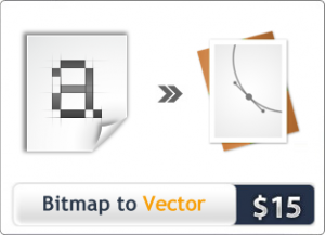 Bitmap To Vector Conversions Without Any Technical Skills