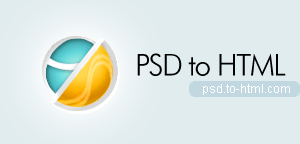 PSD to HTML conversion provider
