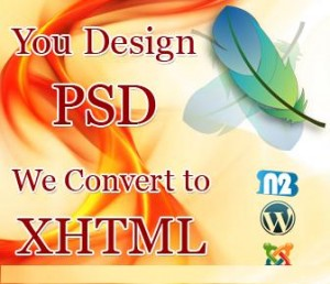 Arriving at the Best PSD to XHTML, HTML and WordPress Conversion Service