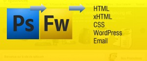 Photoshop to HTML, CSS, WordPress