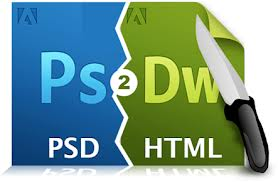 PSD to html conversion for SEO-friendliness