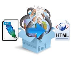 Mistakes That Can Be Avoided by Expert PSD to HTML Developer