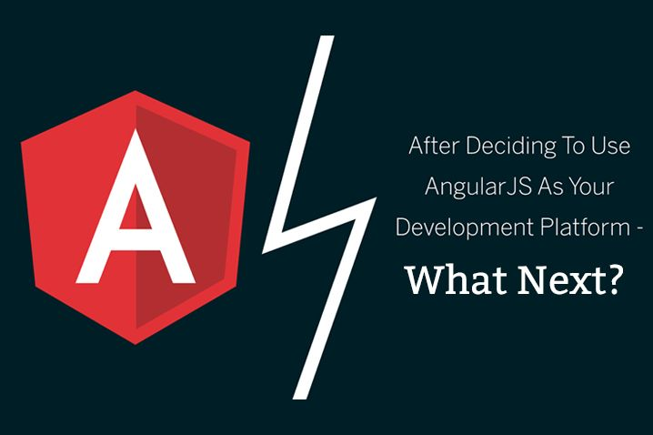 After Deciding To Use AngularJS As Your Development Platform – What Next?