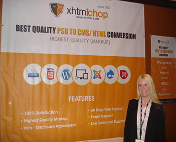 Xchop's CMS Expo in chicago, Illinos