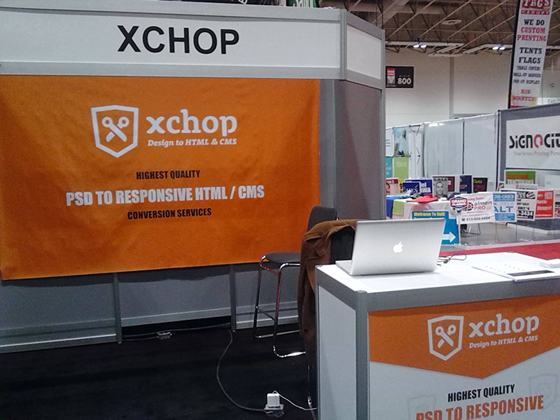 Xchop participation in global events