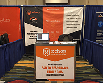Xchop at global events