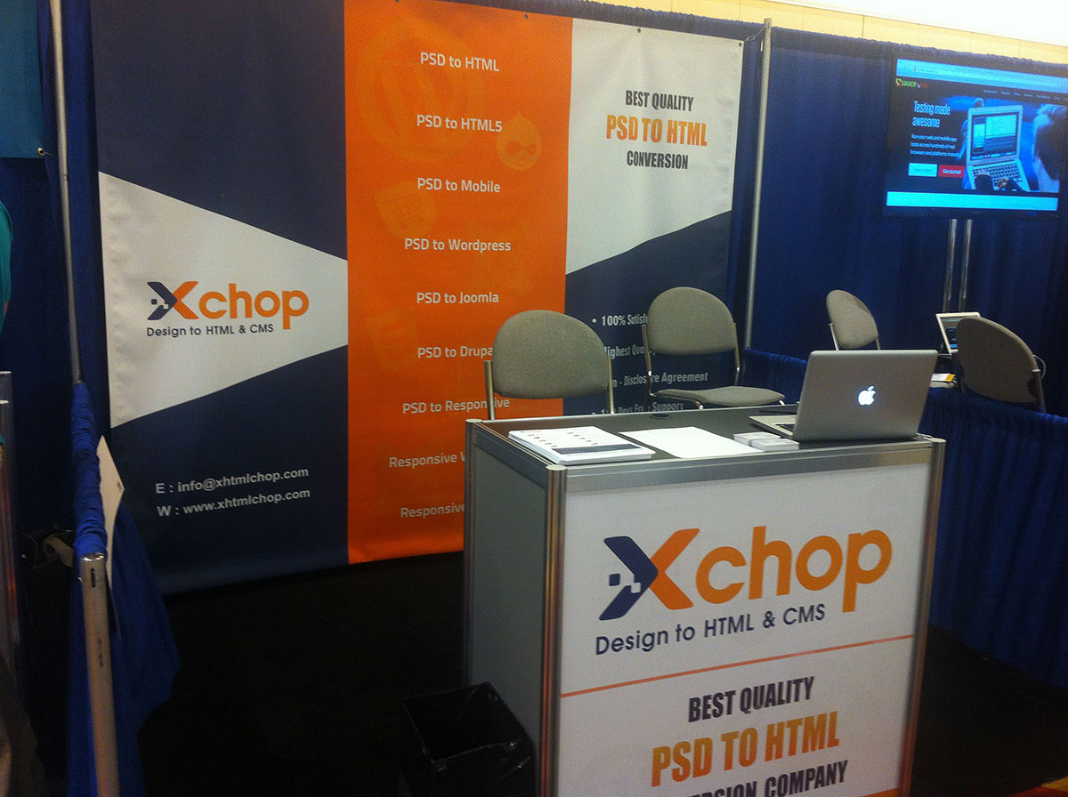 Xchop at O'REILLY Fluent event