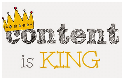 Importance of content as per SEO